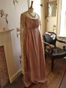"""From """"Sense & Sensibility"""" (2008) worn by Charity Wakefield as Marianne…"""
