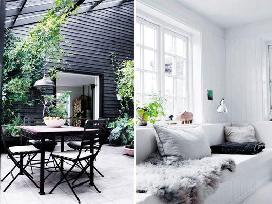 black beauty home decor #interior #livingroom #inspiration