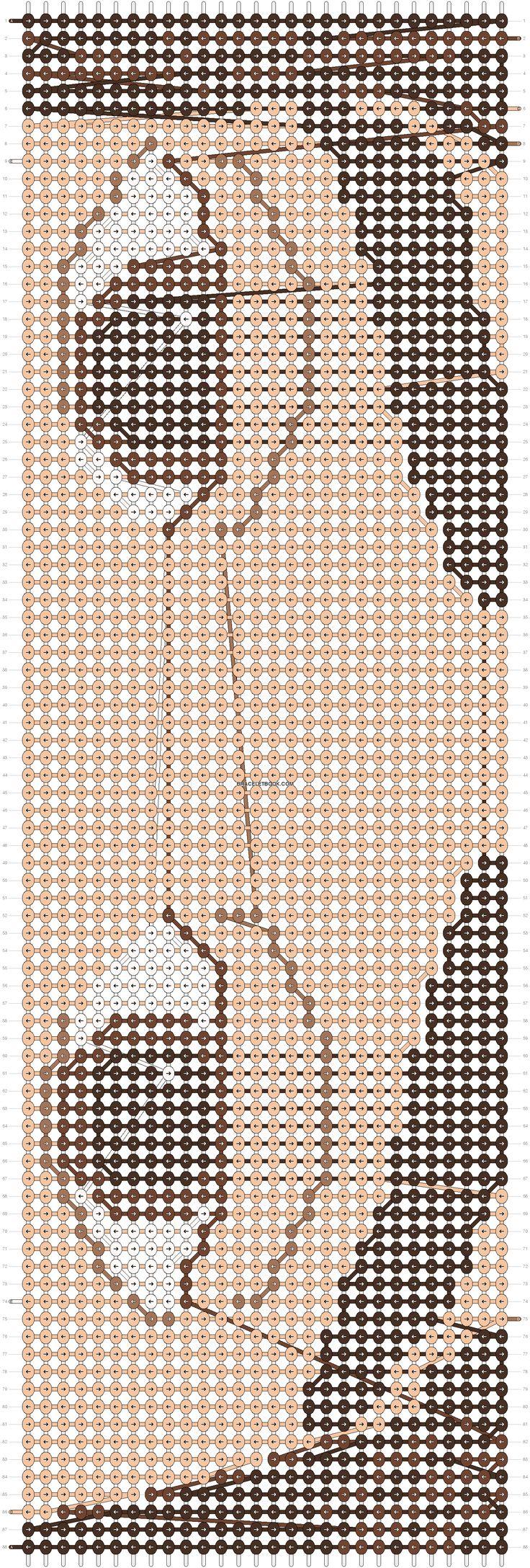 Alpha Pattern #11052 added by KotinKandy