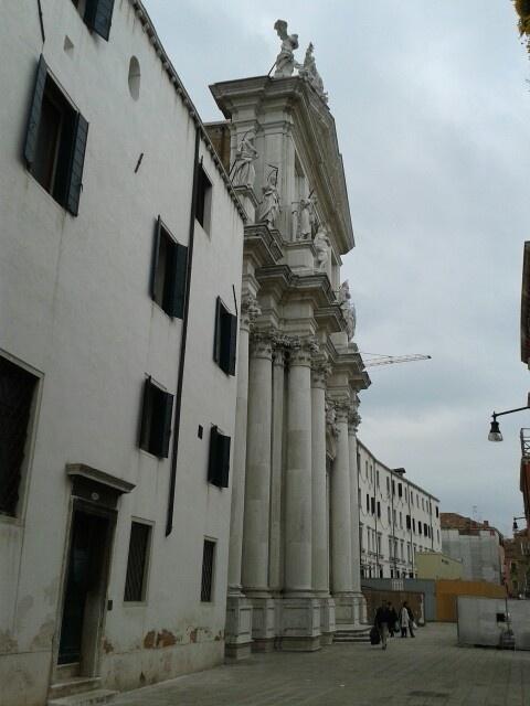 Venezia,  Collegio dei Gesuiti