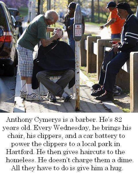 Good Guy Anthony the Barber
