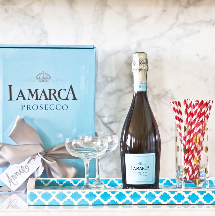 LaMarca Prosecco // StylishPetite.com .  Love this Prosecco and would be so happy to find it in small bottles.