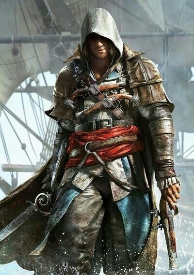 Assassin's Creed: Black Flag by Oliver Bowden