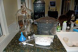 How to make your own beer at home!