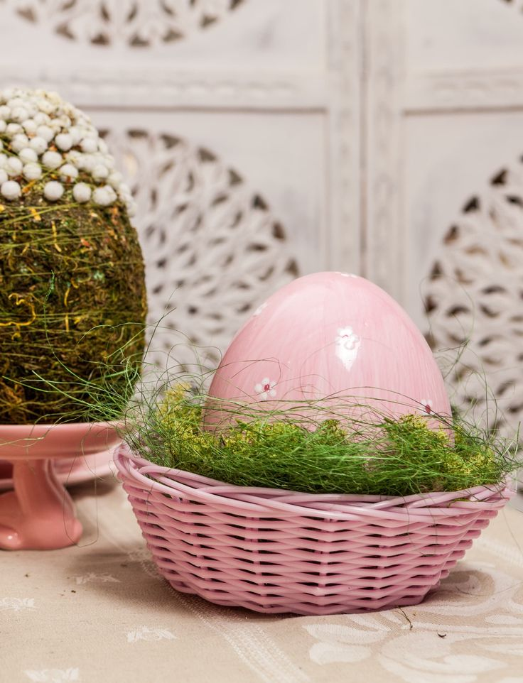 Charming Pink Decorative Eggs - All Shades of Pink available NOW