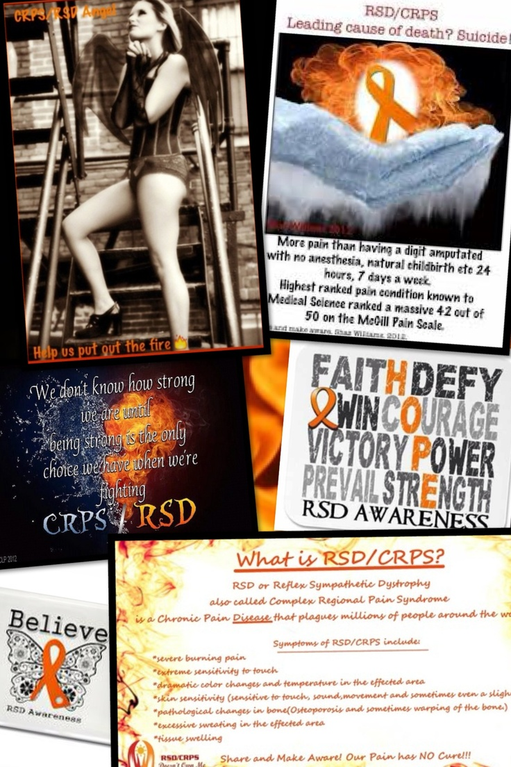 Facts About Crps Letsrocktheribbons