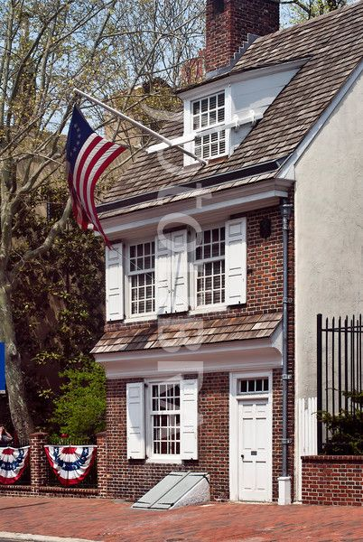 betsy ross house philadelphia pa in the late 19th century over a rh pinterest com