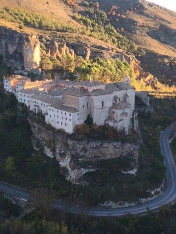 vistta+cuenca+espana ciudad medieval