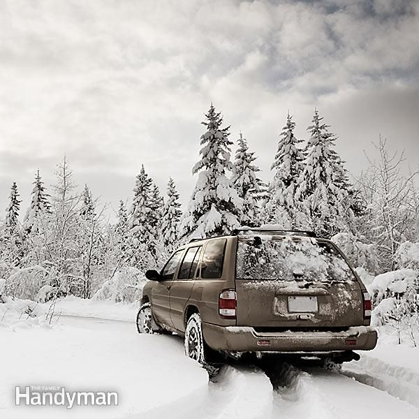 Chances are you bought a four-wheel-drive (4WD) vehicle to avoid getting stuck in snow and ice, mud and sand. But do all the drivers in your family really know when and how to engage the 4WD? Or which gearing (4HI or 4LO) is best for which driving conditions? Photo Credit: Getty Images/Shaunl