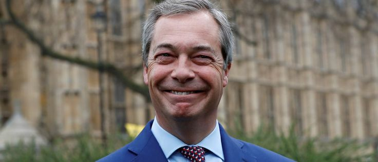 Nigel Farage Will Campaign For Roy Moore In Alabama
