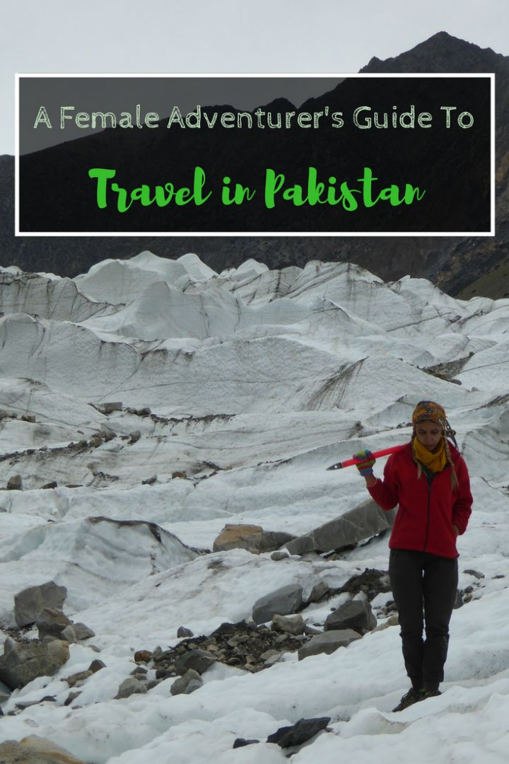 Backpacking Pakistan is an amazing adventure - but is female travel in Pakistan safe?