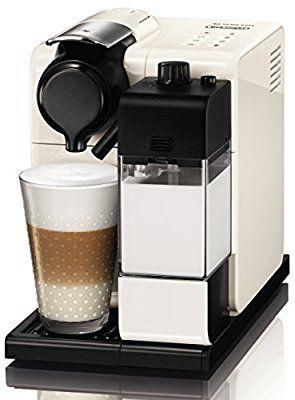 Nespresso EN550.W Lattissima Touch Automatic Coffee Machine, White: Amazon.co.uk: Kitchen & Home