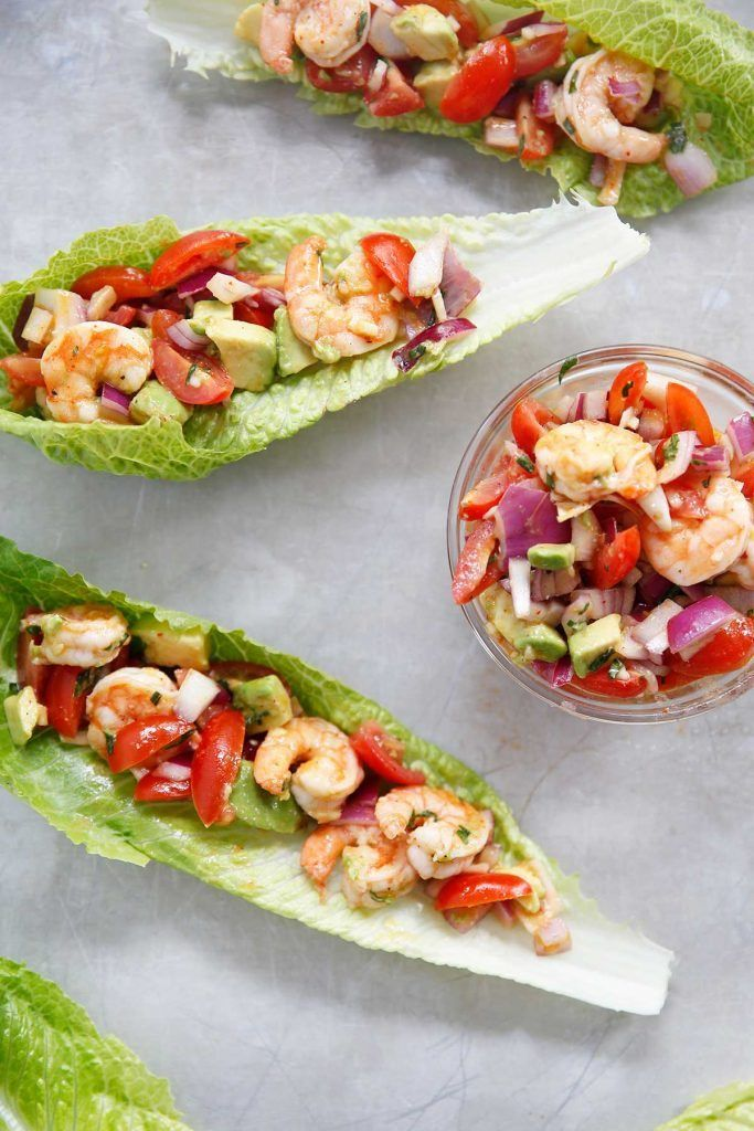 This Lemon-Basil Shrimp Salad is tangy with a kick. The perfect refreshing lunch on a summer day! Simplytoss everything in …