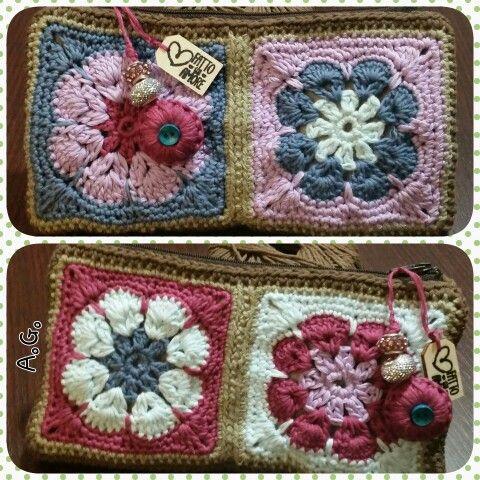 Porta...tutto :) -crochet-