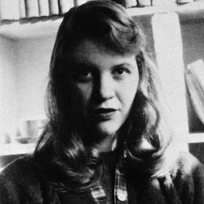 """So, here's what qualifies Plath in our mind: her frank writing about mental illness and sexuality in The Bell Jar, her soul-baring poetry, and her inspiring commitment """"to be true to my own weirdnesses."""" Oh, and there's the fact that the first time she met husband Ted Hughes — who had a girlfriend at the time, mind you — she liked him so much that she bit his cheek and drew blood. Now that's badass."""