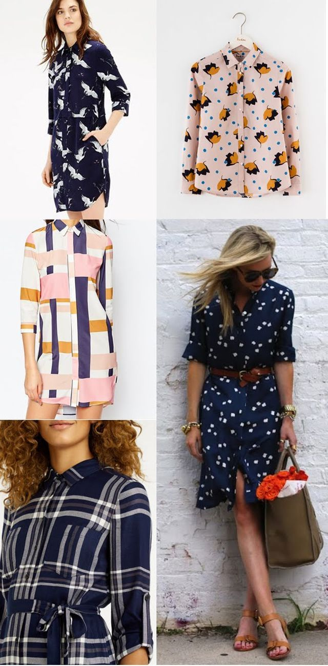 Modern dressmaker buttons - Inspiration For Making Your Rosa Shirt Or Dress Tilly And The Buttons Bloglovin