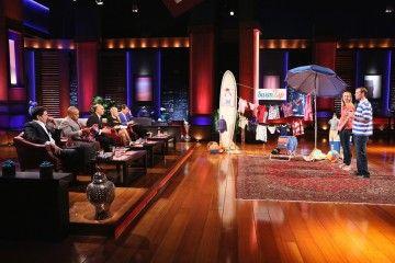 Contestants on ABC's Shark Tank