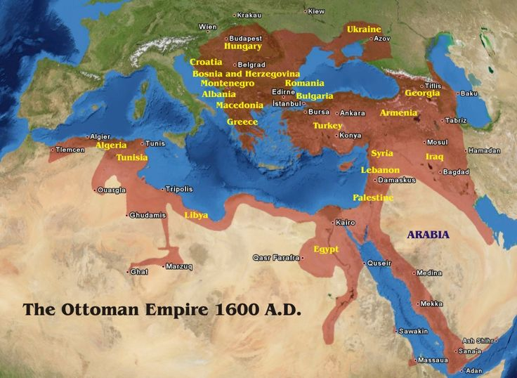 imperio otomano More