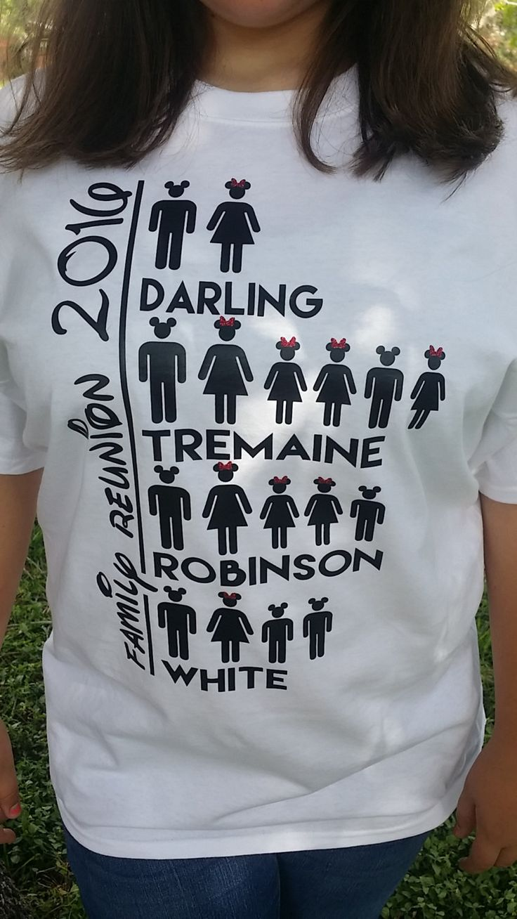 Disney Family Reunion / Vacation Shirts {Bulk Order Available} Mickey Mouse Minnie Mouse Disney                                                                                                                                                                                 Más