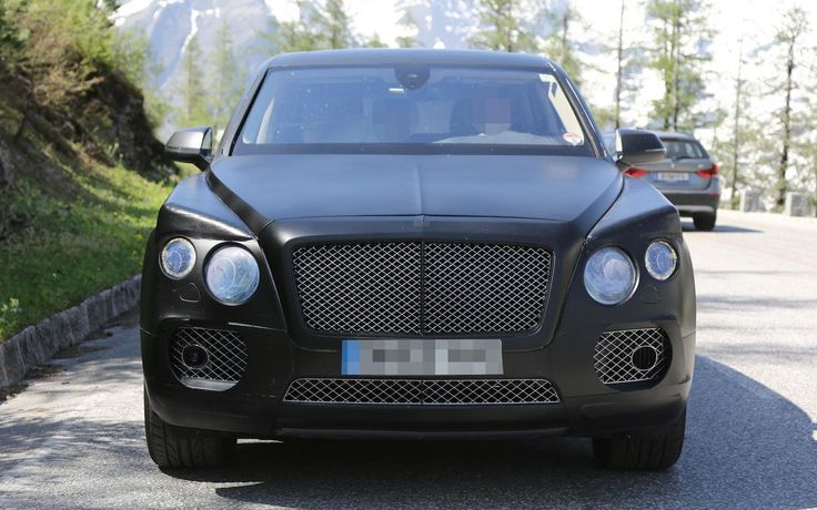 2016 Bentley SUV Price and Release - http://www.carspoints.com/wp-content/uploads/2014/07/2016-Bentley-SUV-Front-View-Spy-Shots-1280x800.jpg
