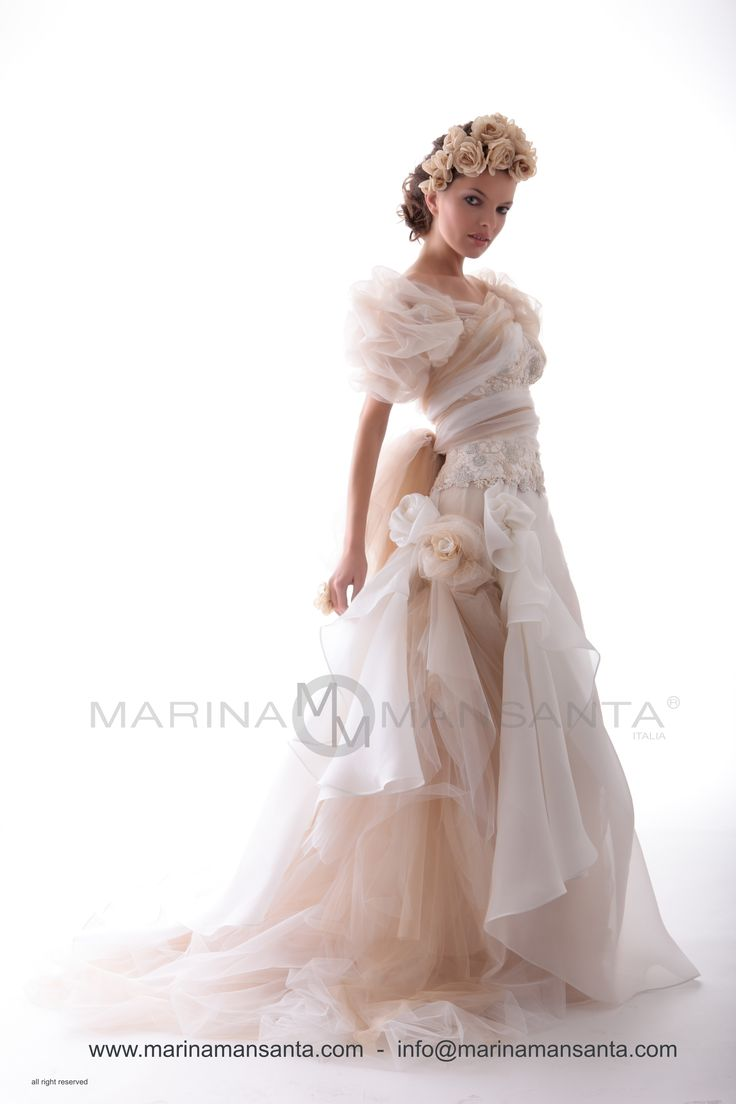 MARINA MANSANTA Collezione Muse, Modello Grace