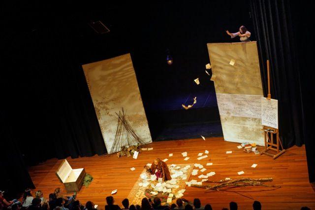 Storm van Shakespeare