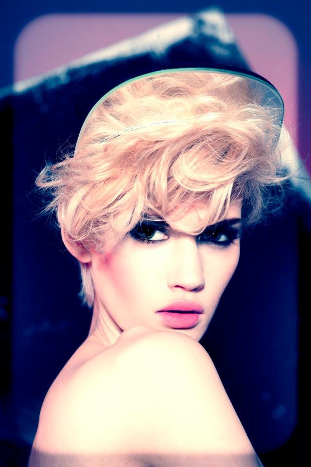 Mirror  Photo: Edyta Potrząsaj   Model: Klaudia Kozik-Grabowska  Fashion Designer: Sybilla Dąbrowa & Anja Nemezja  Hair & Make up: Joanna Wolff
