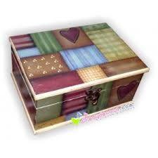pintura decorativa en cajas de madera - Buscar con Google