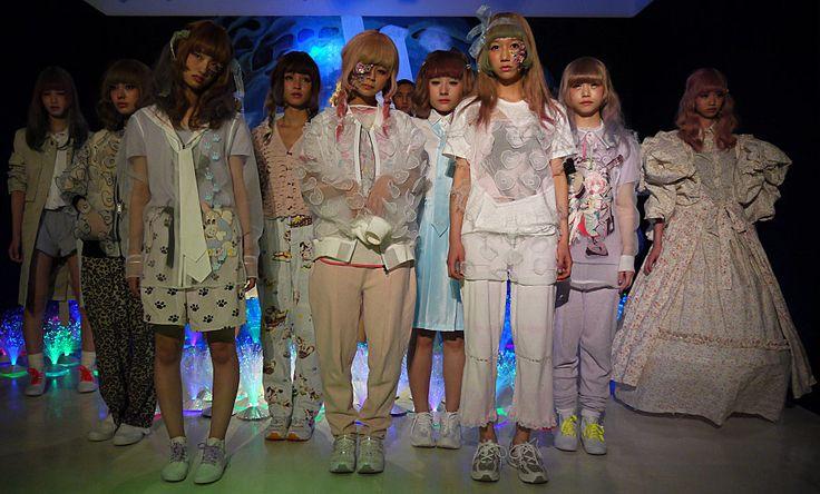 vintage unisex trends tourism tokyo style shibuya mikio sakabe lolita kawaii jenny fax harajuku fashion brands