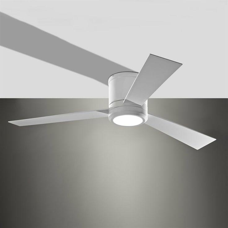 Monte Carlo Fan Company 3CLYR52RZWD 52in Clarity Ceiling Fan
