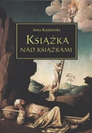 Okładka książki Książka nad książkami. Dla dzieci w wieku 8- 10 lat.
