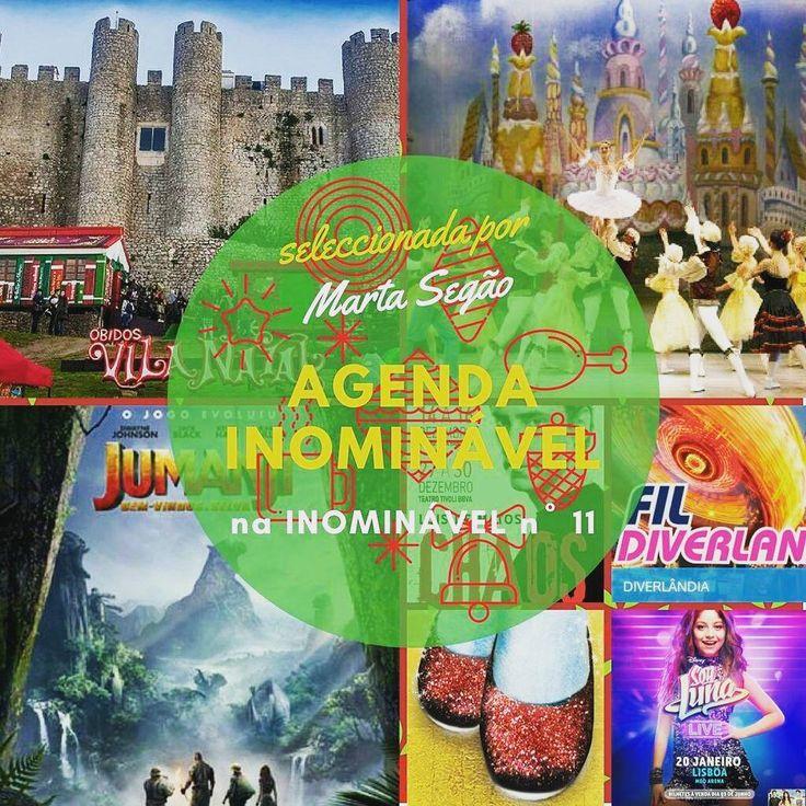 Revista Inominável nº 11 Agenda