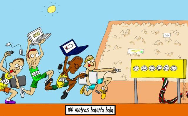 Olimpiadas modernas