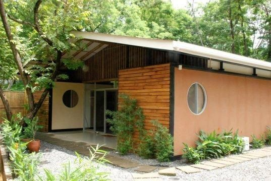 Inspiración – Casa con contenedores para climas tropicales por Bamboo GrovesBlog MnkStudio   Blog MnkStudio