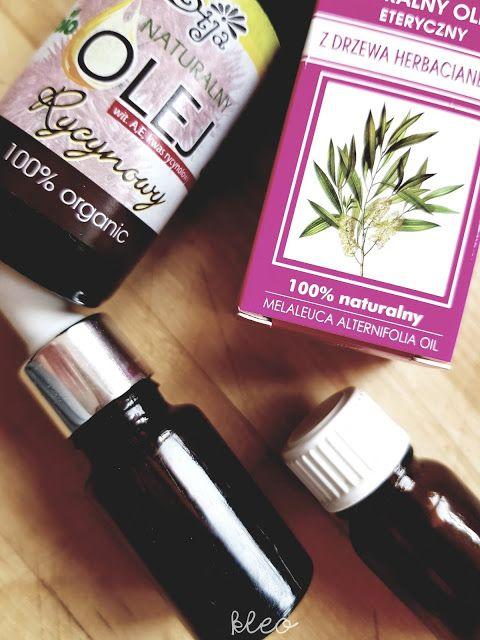 kleo: coś dla paznokci homemade nails oil