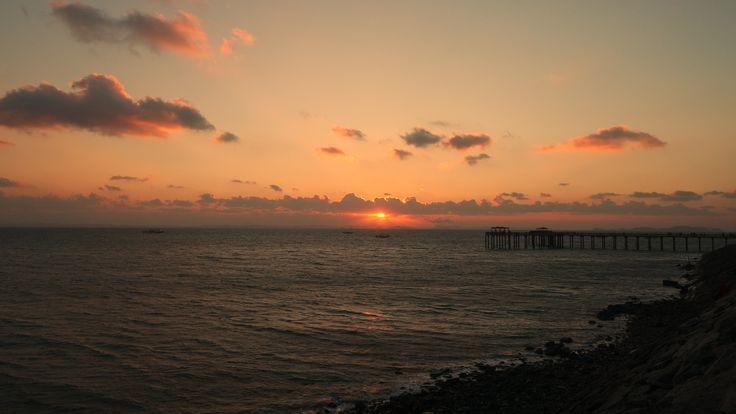 쓸쓸해서 더 분위기 있는 궁평항 일몰여행   (사진_2015트래블로거 행인)