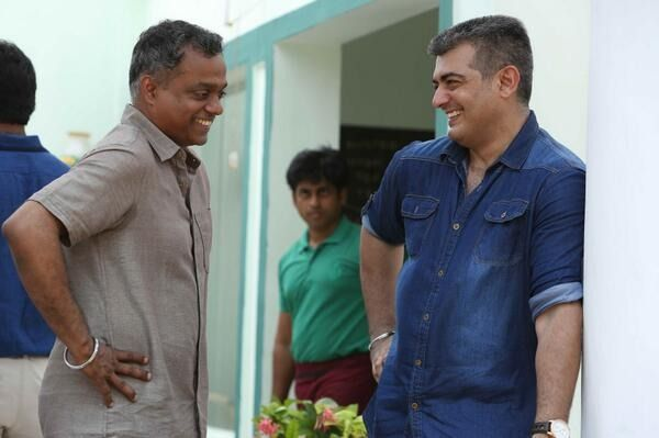 Ajith 55 Stills