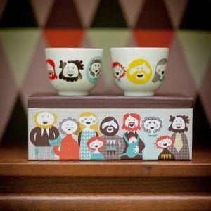Cups Fika Familjen by Isak @mosliving