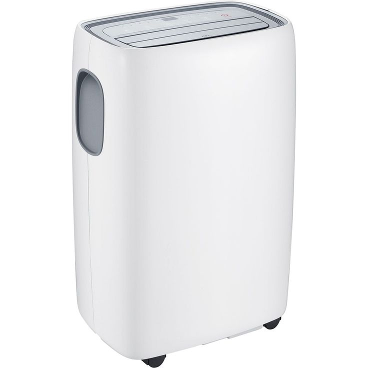 TCL 10,000 BTU Portable Remote-controlled Air Conditioner (White)