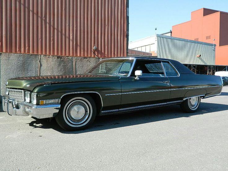 Cadillac Coupe de Ville 1971 SOLD