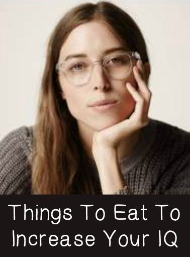 Things To Eat To Increase Your IQ ~ http://positivemed.com/2015/02/13/things-eat-increase-iq/