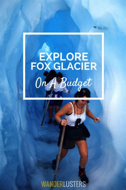 Your guide to exploring New Zealand's Fox Glacier on a budget http://wanderlusters.com/outfoxing-new-zealands-fox-glacier/ #travel #wanderlust #adventure
