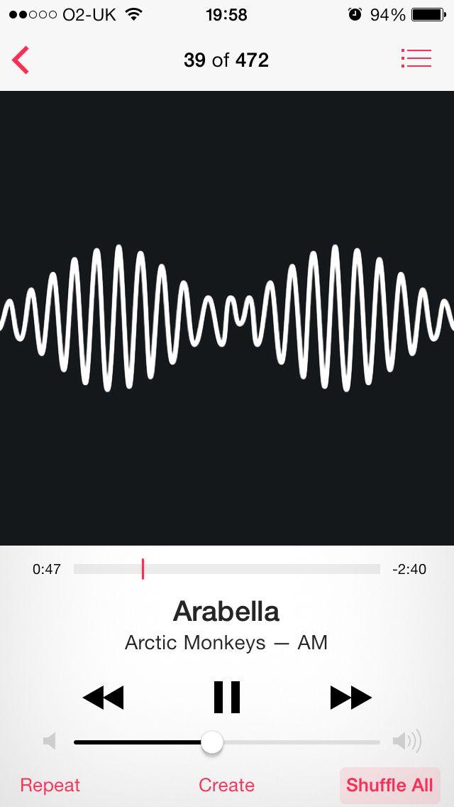 Arabella - Arctic MonkeysArabella Arctic Monkeys