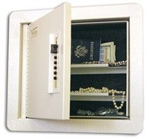 Quick Vault Keyless Wall Safe