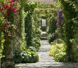 west dean gardens sussex