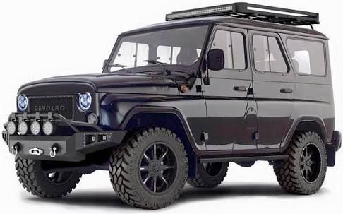 Image result for uaz hunter usa