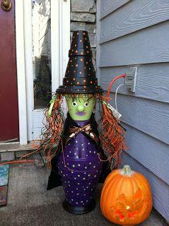 sandylandya@outlook.es  Clay pot witch