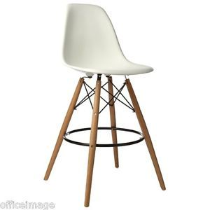 Eames, Bar stools and Stools on Pinterest