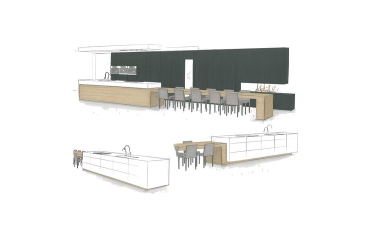 Culimaat - High End Kitchens | Interiors | ITALIAANSE KEUKENS EN MAATKEUKENS - Oisterwijk 2