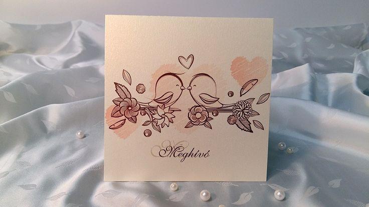135 75 – Esküvői meghívók